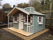 Bespoke Single Storey Playhouse